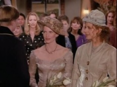 Friends 02x11 : The One With The Lesbian Wedding- Seriesaddict